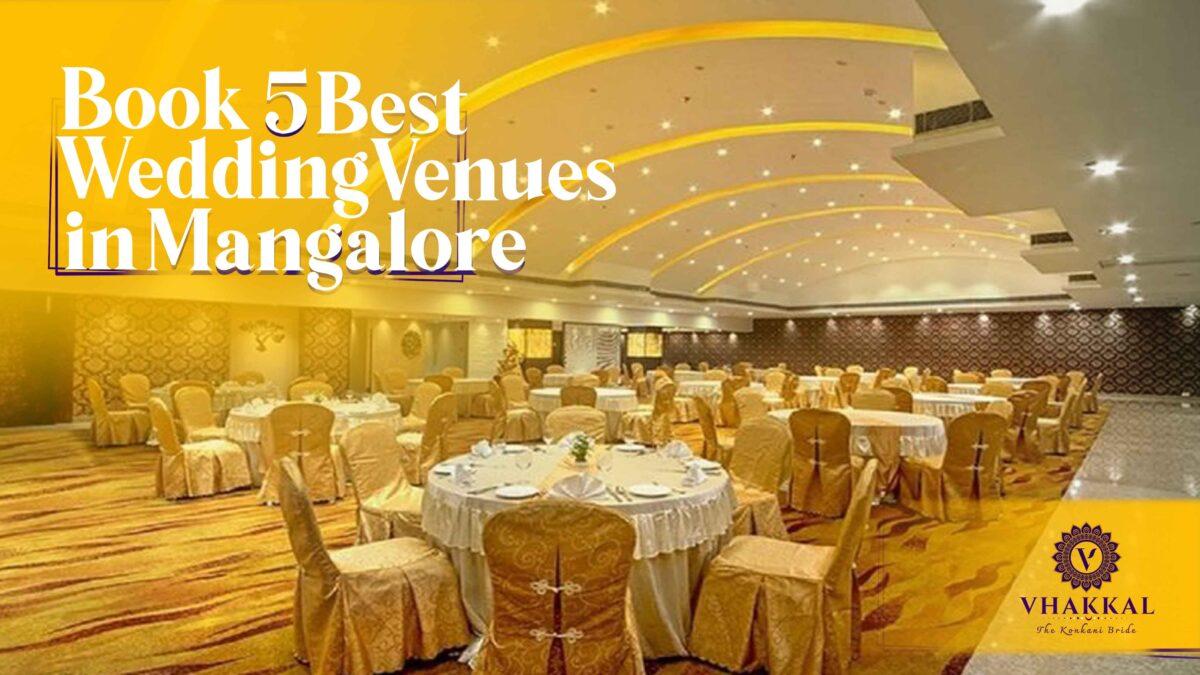 Top Destination Wedding Venues in Mangalore